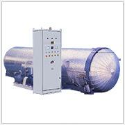 Autoclaves for Heat Setting Conditioning Of Yarn