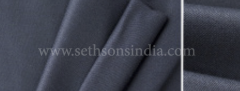 Wool and Polyester Fabric