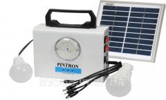Tejas Solar Home Lighting System