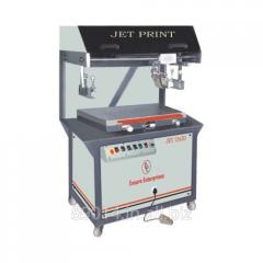 Flat Screen Printing Machines