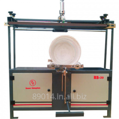Manual Round Printing Machine For Bucket