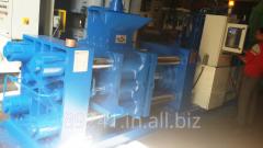 Hydraulic Briquetting Machines