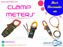 Buy Clamp Meters Online