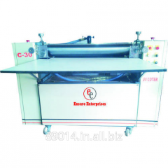 UV Coating Press