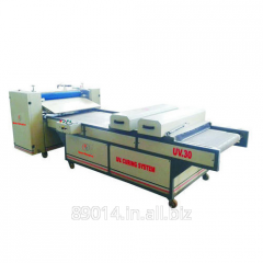 Paper Coating And Curing Machine