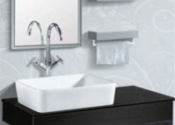 Bathroom Cabinets Stainless Steel / Pvc