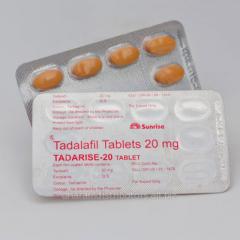 Tadarise-20mg