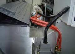Inner Duct UV Curing System