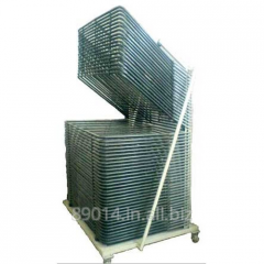 Paper Drying Rack Trolley