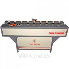 Machine For Flame Treatment Machine