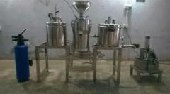 Soya milk making machine/Automatic soya milk