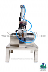 Pneumatic Cheese Press Machine