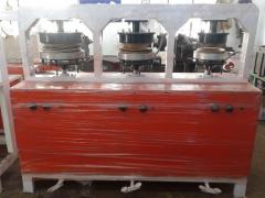 Areca leaf paltes making machine