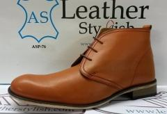 Leather Stylish Footwear