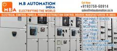 Electrical Control Panels Manufacturers Exporters