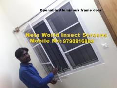 Mosquito Net Chennai – Nets World Insect Screens Chennai