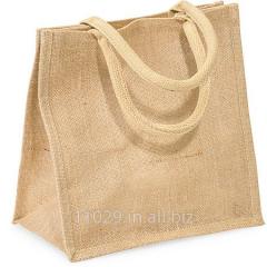 Burlap Tote Shopping Bags