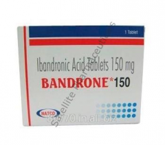 Bandrone 150 Ibandronate Acid Teblets