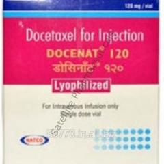 Docetaxel (20mg, 80mg, 120mg)