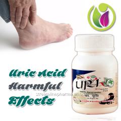 Uric Acid Harmful Effects
