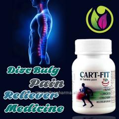 Disc Bulg Pain Reliever Medicine
