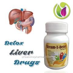 Detox Liver Drugs