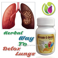 Herbal Way To Detox Lungs