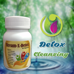 Detox Cleansing.