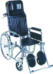 STEEL MANUAL WHEEL CHAIR