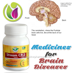 Medicines for Brain Diseases