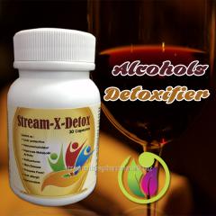 Alcohols Detoxifier