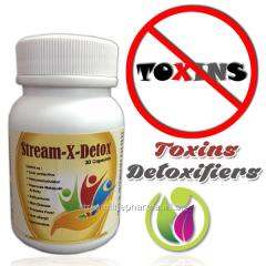 Toxins Detoxifiers