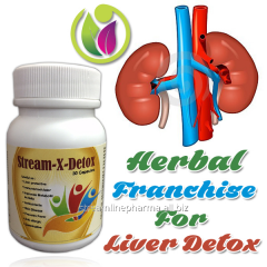 Herbal Franchise For Liver Detox