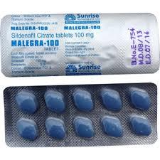 Generic Viagra - Malegra 100