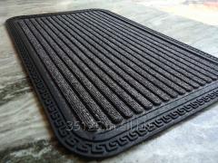 Polypropylene mat