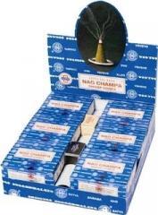 12 Ворчания Коробки Коробки Champa - Ладан Сэтья