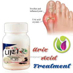 Uric Acid Treatment