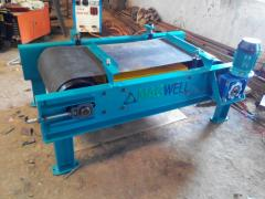 Over Band Magnetic Separator