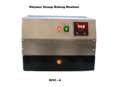 Rubber Stamp Machine (Nylon Polymer Machine)