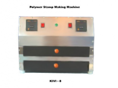 Rubber Stamp Machine Kivi 8 (Nylon Polymer