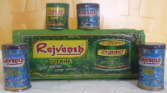 Rajvansh Gutkha and Pan Masala