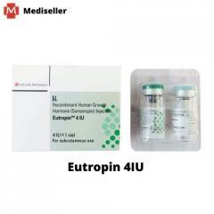 Eutropin - HGH 4IU - Steroids