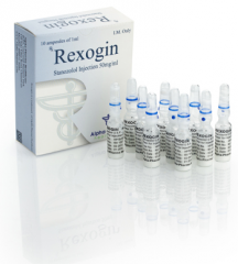 Rexogin Stanazolol Injections