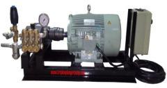 High Pressure Triplex Plunger Pump
