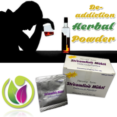De-Addiction Herbal Powder