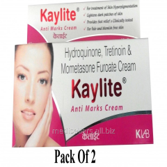 Kaylite Cream Skin Care Anti Marks Cream