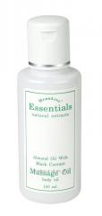 Black Current Massage Oil