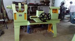 Single slide spinning Machine