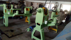 Aluminum spinning rolling machine
