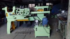 Hydraulic Spinning Machine Double Slide